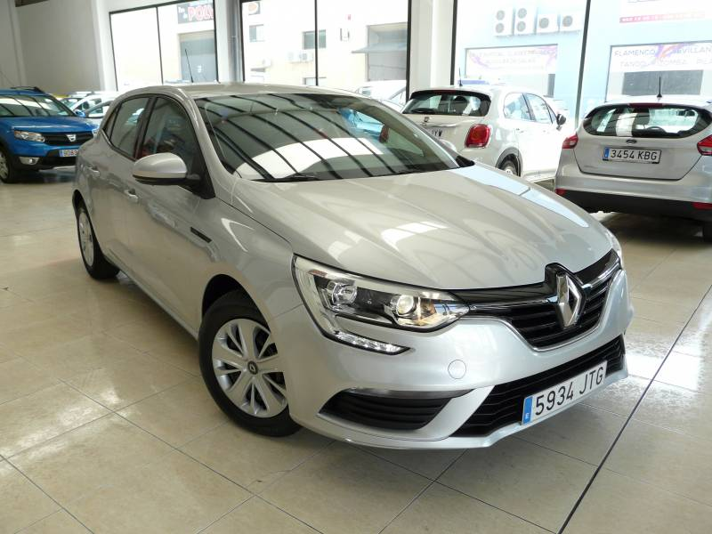 Renault Mégane Energy TCe 100 Life