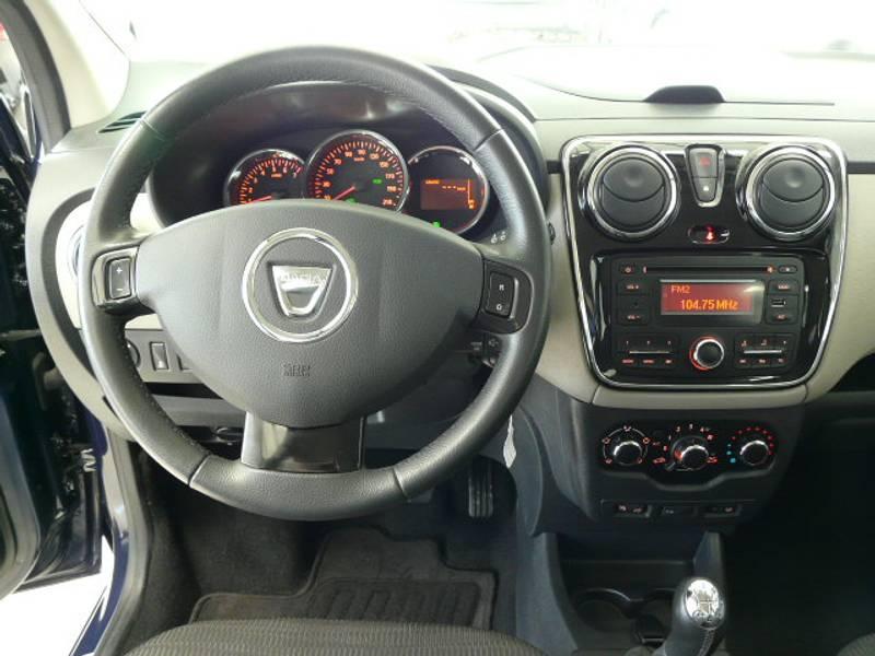 Dacia Lodgy 1.2TCE 115CV LAUREATE Laureate