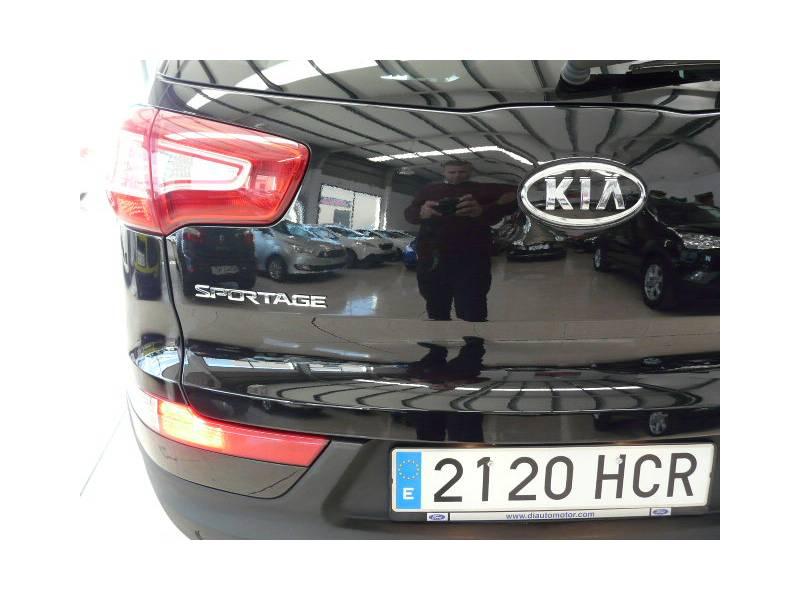 KIA Sportage 1.7 CRDI VGT   4x2 Concept