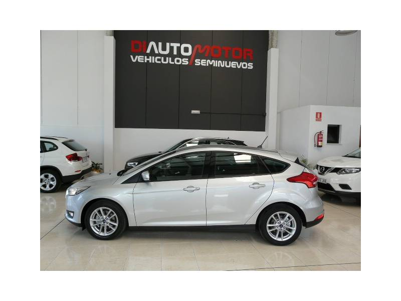 Ford Focus 1.5 TDCi Auto-Start-Stop Euro6 120CV Trend