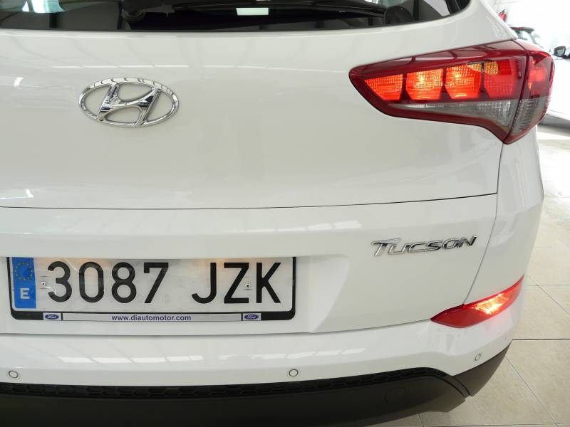 Hyundai Tucson 1.6 GDi BlueDrive   4x2 Essence