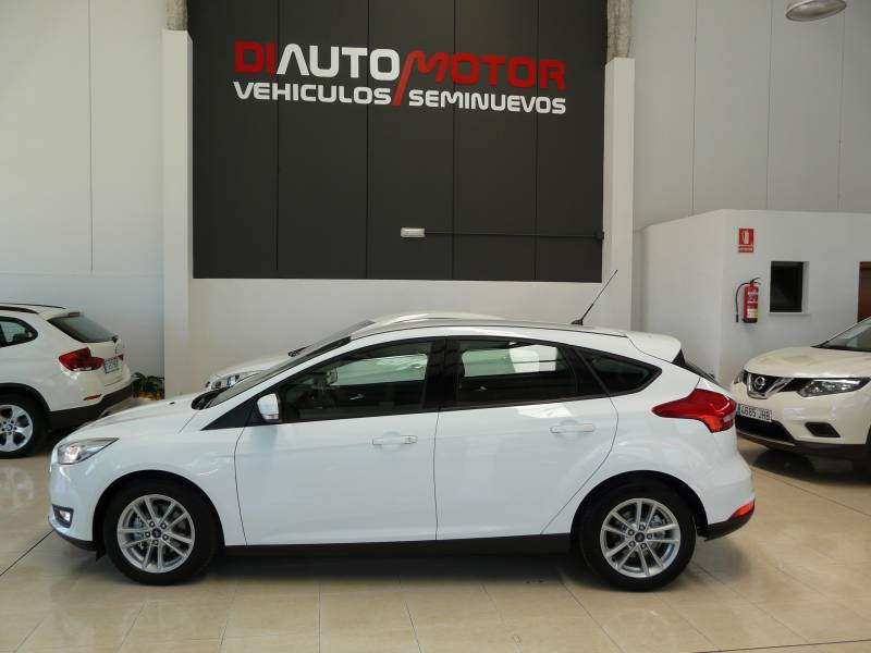 Ford Focus 1.5 TDCi E6 120cv Business