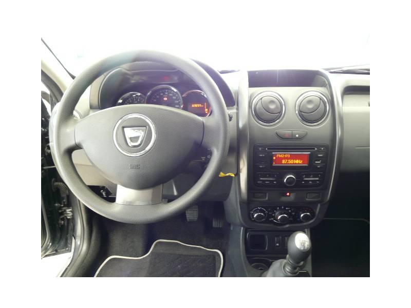 Dacia Duster SL   dCi 110 4x2 Eficacia