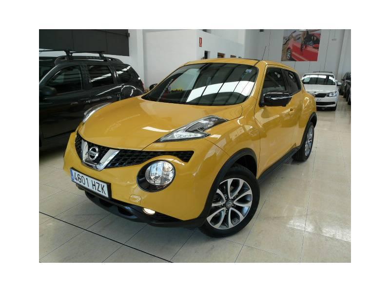 Nissan Juke 1.5 dCi   4X2 TEKNA SPORT