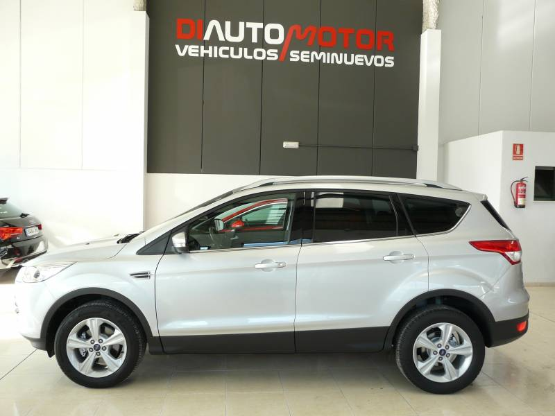 Ford Kuga 1.5 EcoBoost 150 A-S-S 4x2 Trend