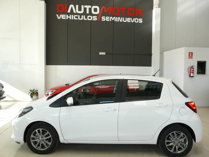 Toyota Yaris 100 MultiDrive ACTIVE Active