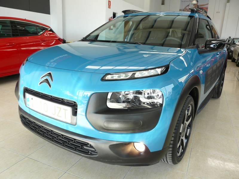 Citroën C4 Cactus 1.2VTi 82CV FEEL EDITION Feel Edition