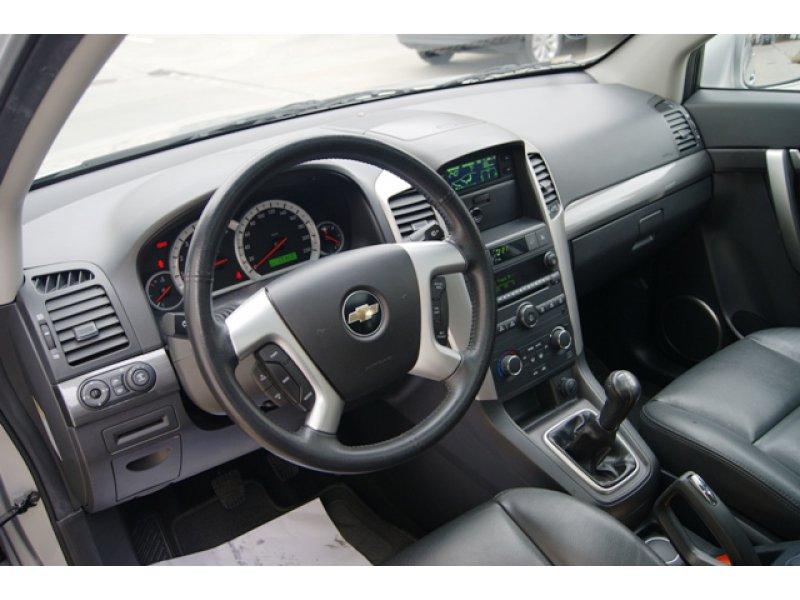Chevrolet Captiva 2.0 VCDI 16V 7 Plazas LTX