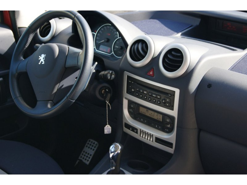 Peugeot 1007 1.4 2-Tronic Urban