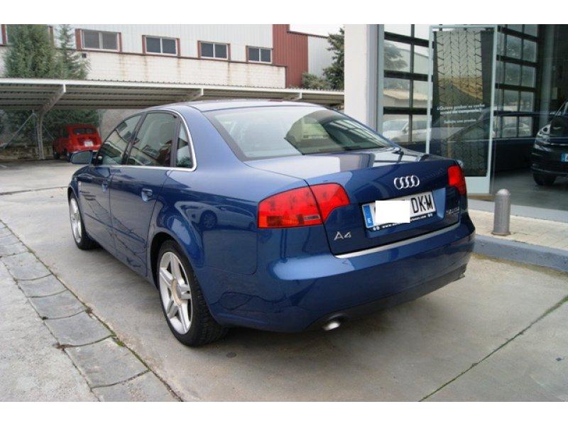 Audi A4 3.0 TDI quattro -