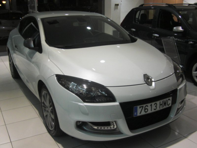Renault Mégane DCI 130 SS ECO2 COUPE DYNAMIC GTline