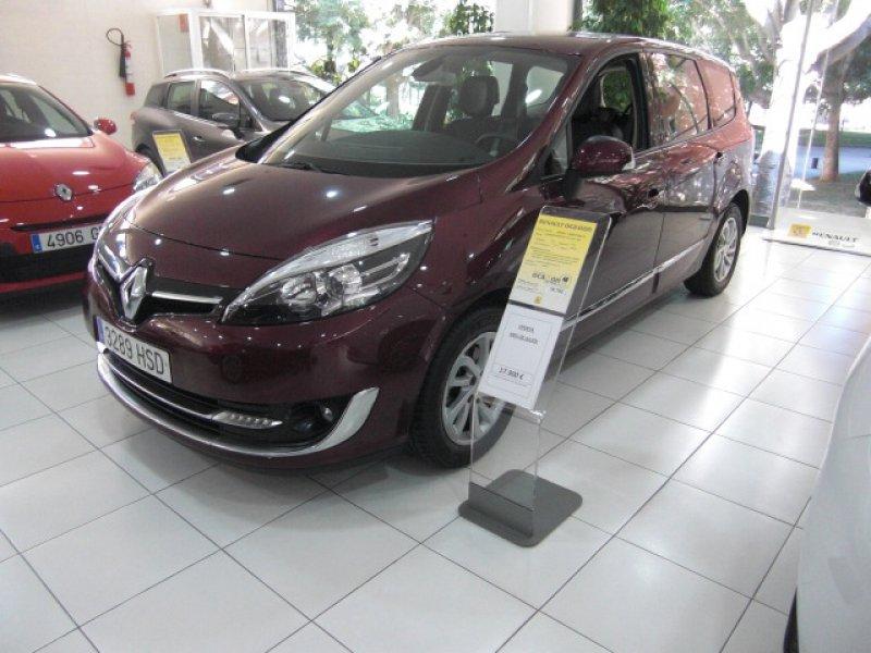 Renault Scénic DCI 110cv DINAMIC