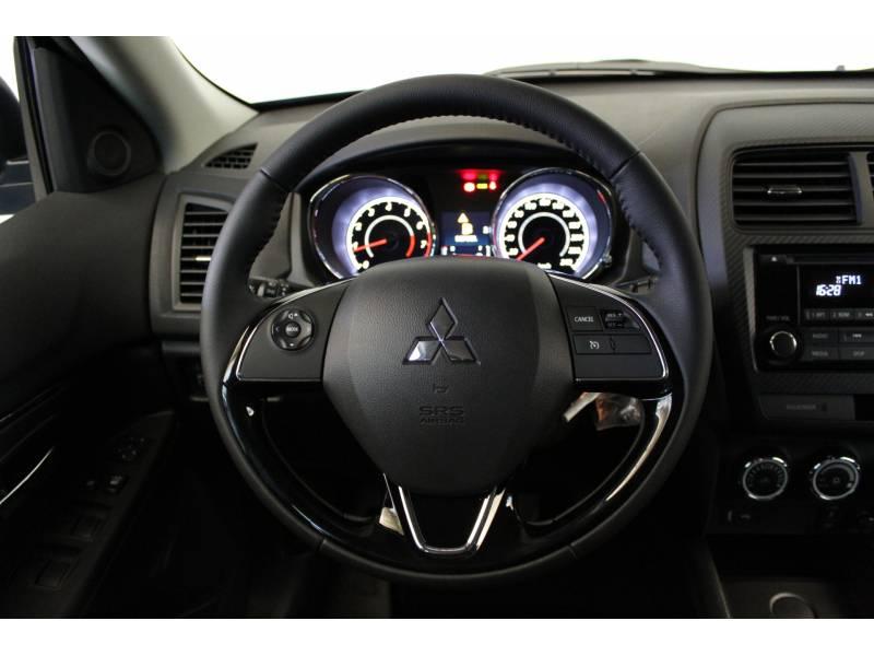 Mitsubishi ASX 160 MPI Challenge