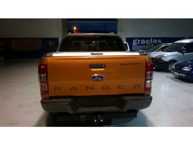 Ford Ranger 3.2 TDCi 200cv 4x4 Dob Cab S/S Wildtrack