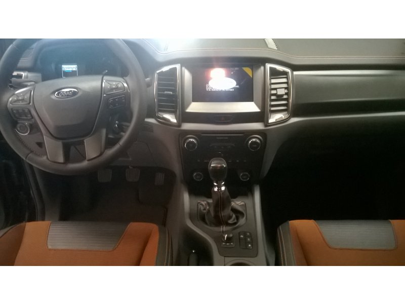 Ford Ranger 3.2 TDCi 147kW 4x4 Dob Cab S/S Wildtrack