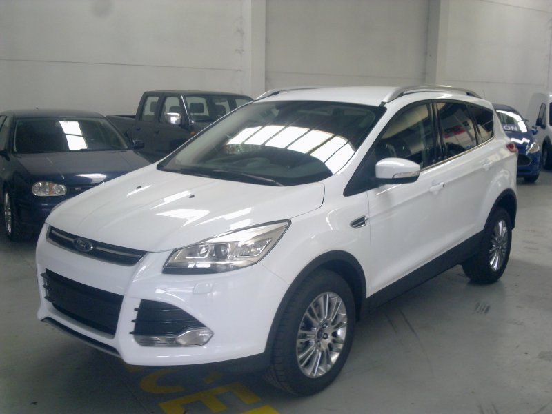 Ford Kuga 2.0 TDCi 150 4x4 Titanium