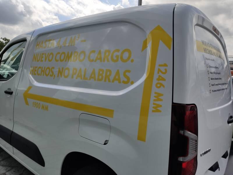 Opel Combo 1.6 TD 55kW (75CV)   L H1 650kg Cargo Express
