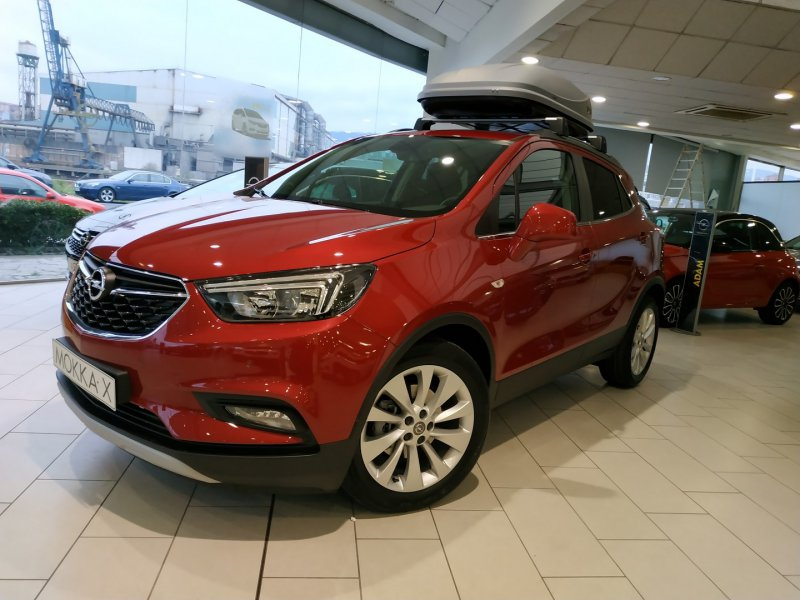 opel mokka x 1 4 t 103kw 4x2 s s design line gasolina rojo. Black Bedroom Furniture Sets. Home Design Ideas