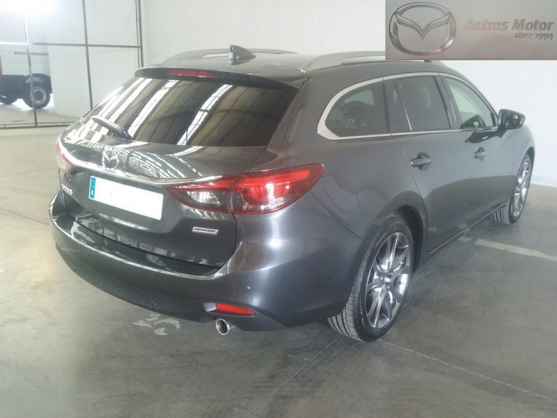 Mazda Mazda6 2.2 DE 175cv AT Luxury + Prem. + Tr. WGN Luxury + Pack Premium + Pack Travel