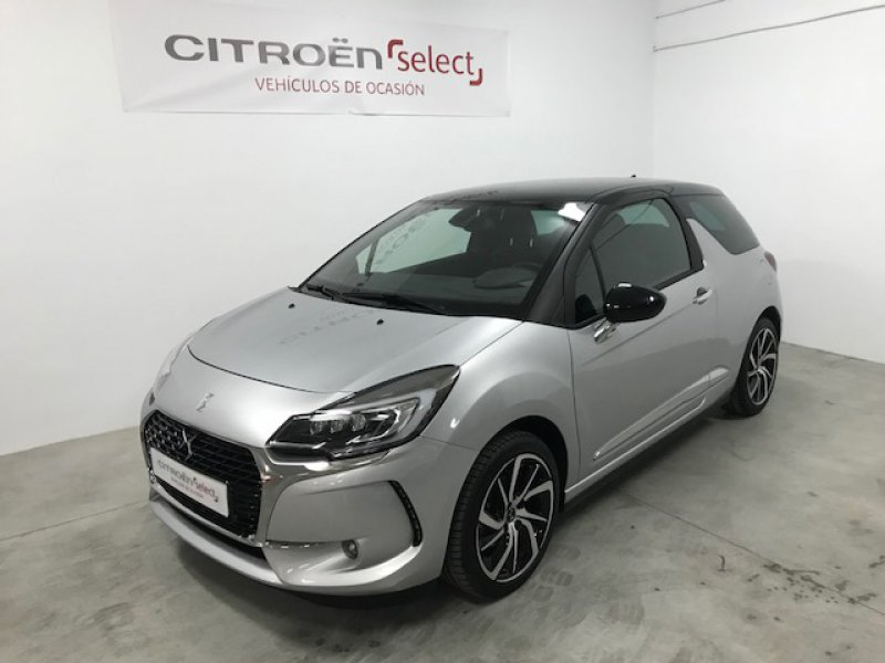 DS DS3 BlueHDi 100 Style
