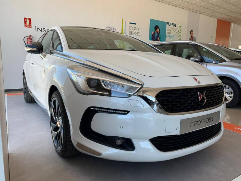 DS DS 5 THP 155kW (210CV) S&S Performance Line