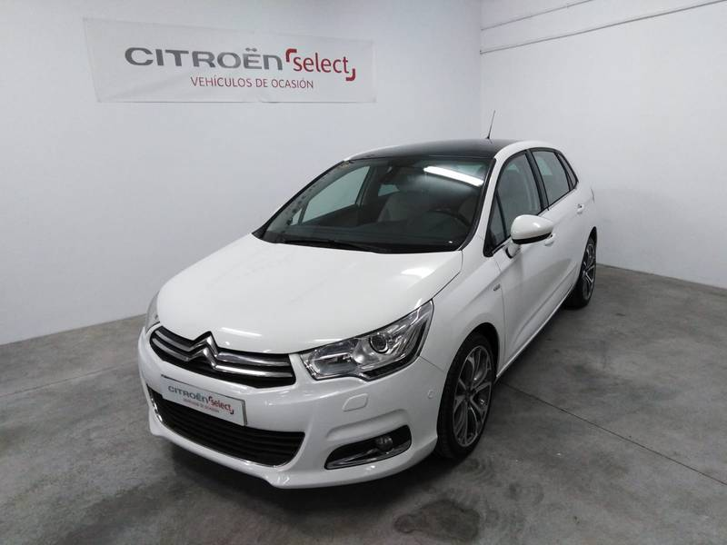 Citroën C4 1.6 HDi 90cv Exclusive