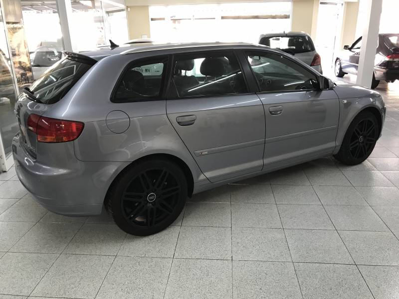 Audi A3 Sportback 2.0TDI 170 Stronic Attract DPF Attraction