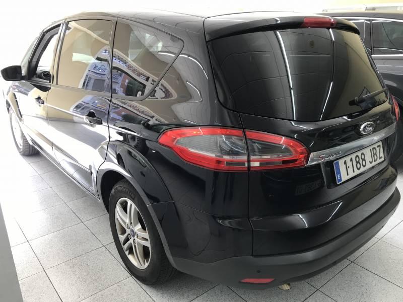 Ford S-MAX 2.0 TDCi 140cv Titanium