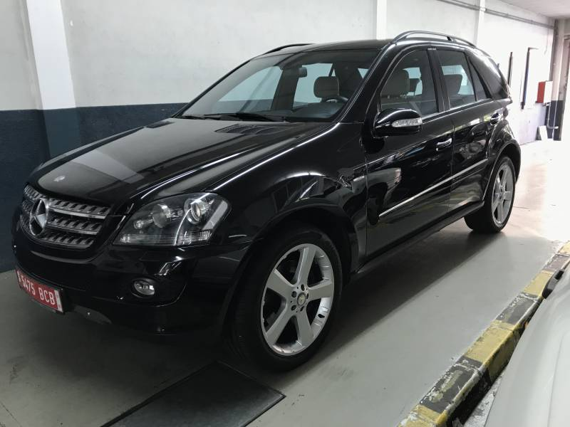 Mercedes-Benz Clase M ML 420 CDI Edition 10