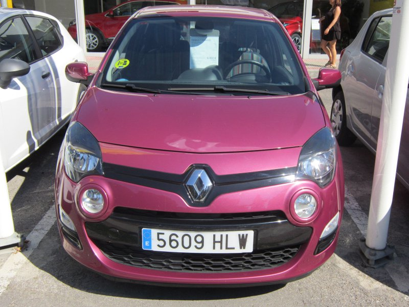 Renault Twingo dCi 85 eco2 Emotion