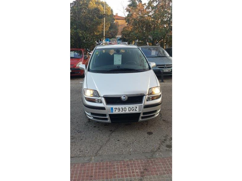 Fiat Ulysse 2.0 JTD 16v Emotion