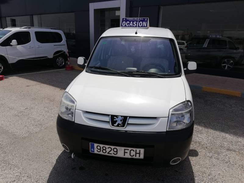 Peugeot Partner 2.0 HDi Combi Plus