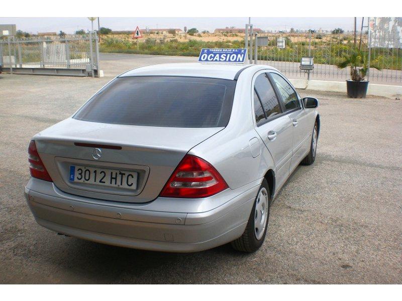 Mercedes-Benz Clase C C 220 CDI CLASSIC