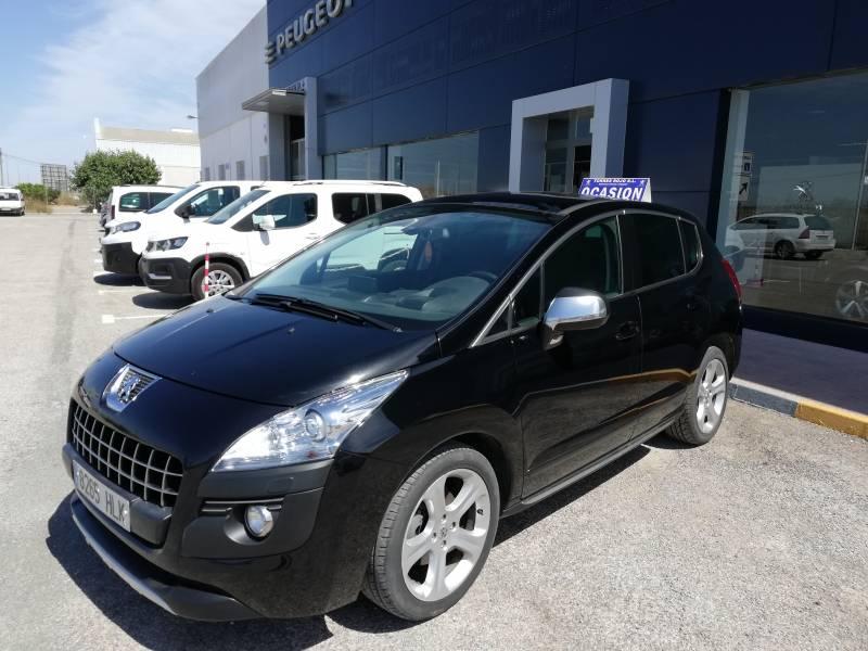 Peugeot 3008 2.0 HDI 163 FAP Automático Premium