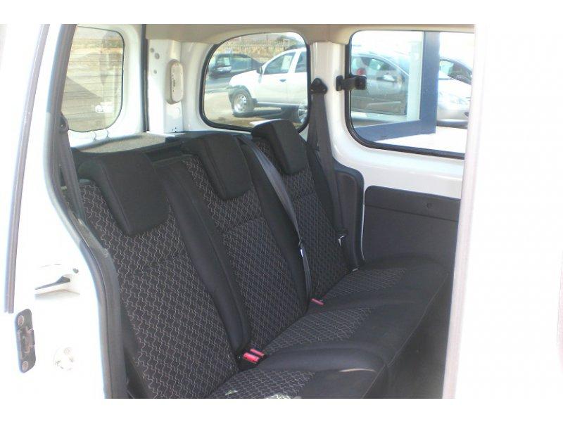 Renault Kangoo Combi 2011 dCi 90 E5 Profesional