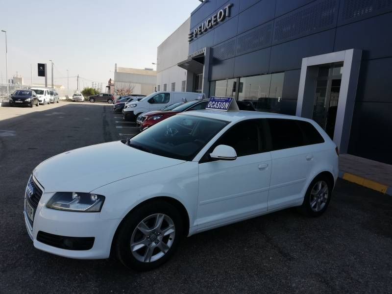 Audi A3 Sportback 1.6 TDI Attraction