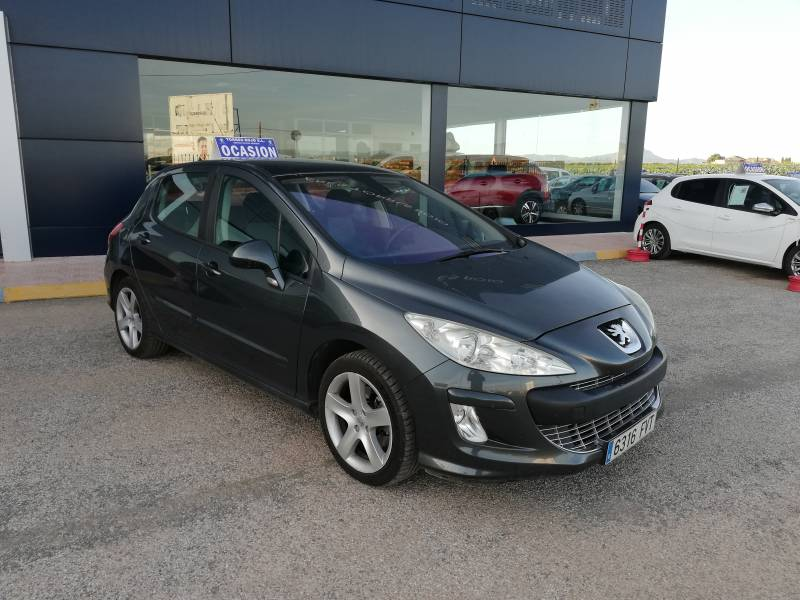Peugeot 308 2.0 HDI 136 FAP Premium