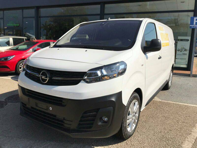 Opel Vivaro 2.0 Diésel 88kW/120CV M Inc Innovation