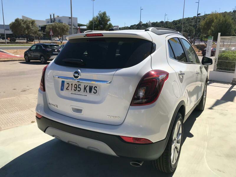 Opel Mokka X 1.4 T 140 CV 4X2 S&S Excellence