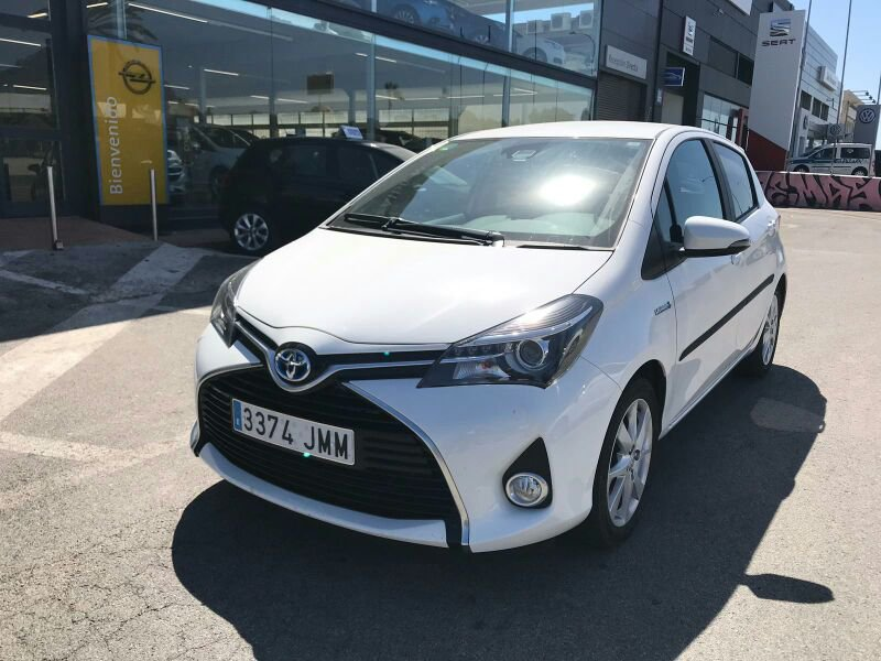 Toyota Yaris 1.5 Hybrid Advance