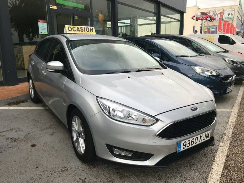 Ford Focus 1.6 TI-VCT 92kW PowerShift Trend