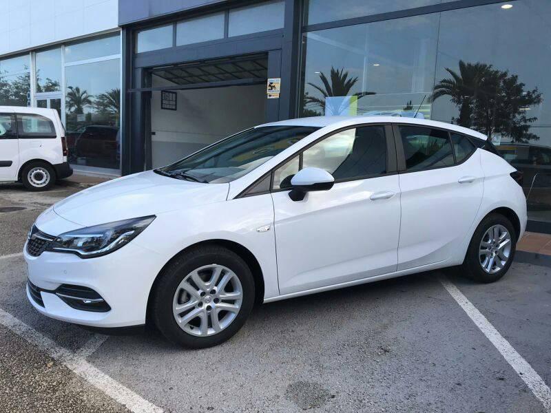 Opel Astra 1.5D DVC 77kW (105CV) 2020
