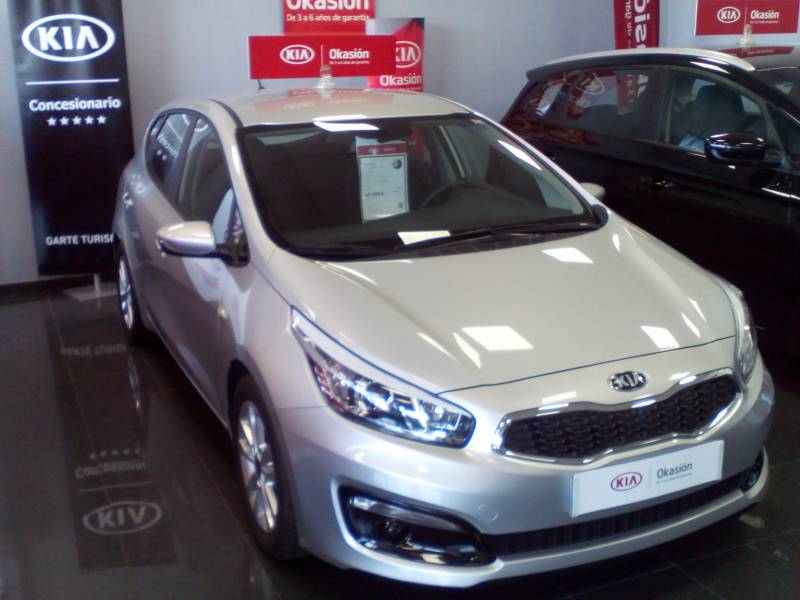 KIA cee'd 1.4 CRDi WGT 90CV Business