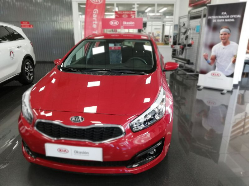 KIA cee'd 1.4 CRDi WGT Business