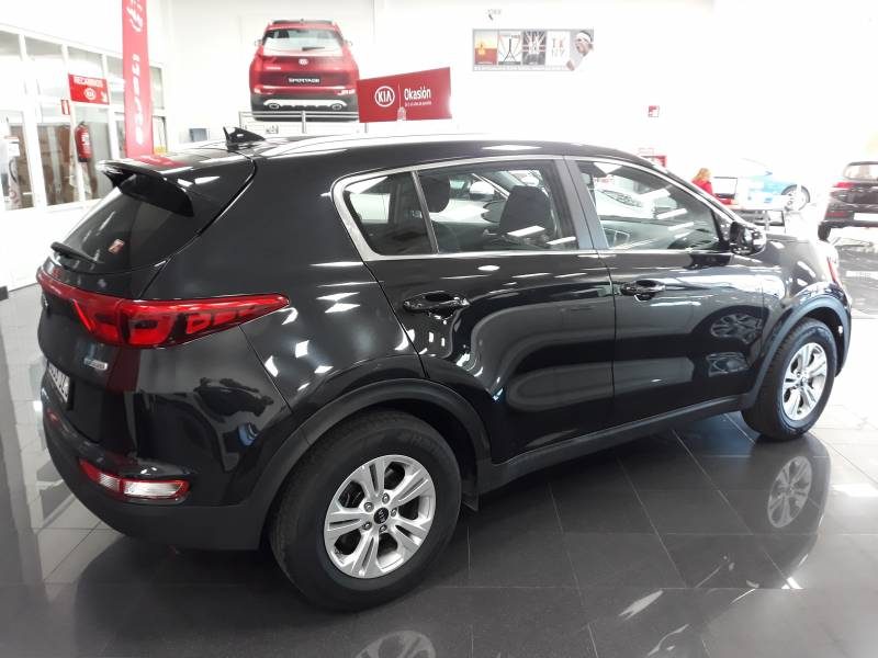 KIA Sportage 1.7 CRDi VGT  115CV 4x2 Eco-Dynamics Business