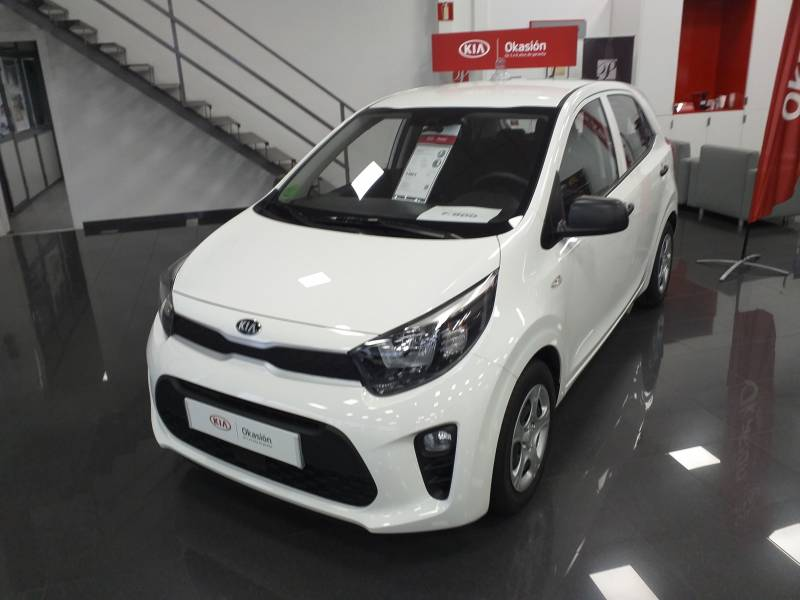 KIA Picanto 1.0 CVVT 49kW (67CV) (Advanced Driving Assistance Pack) Concept