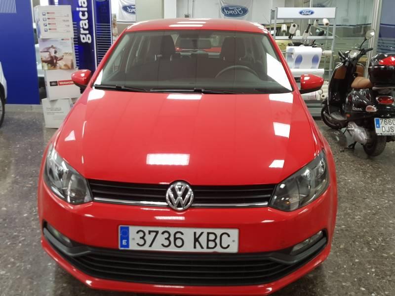 Volkswagen Polo 1.0 55kW (75CV) BMT A-Polo