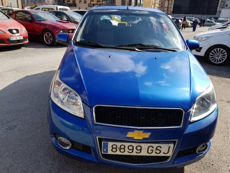 Chevrolet Aveo 1.4 16v LS