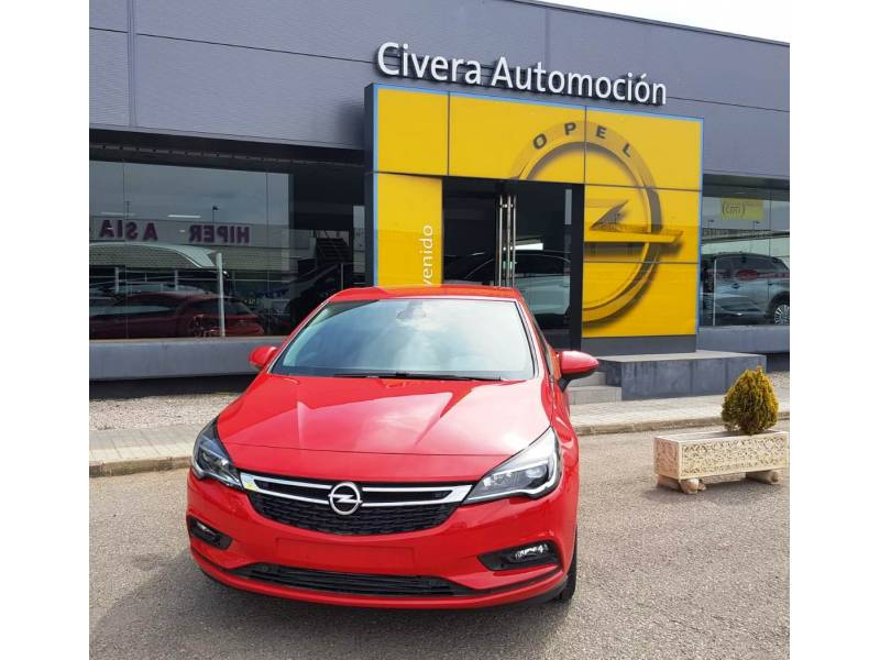 Opel Astra 1.4 Turbo S/S 92kW (125CV) SIGHT&CONNECT