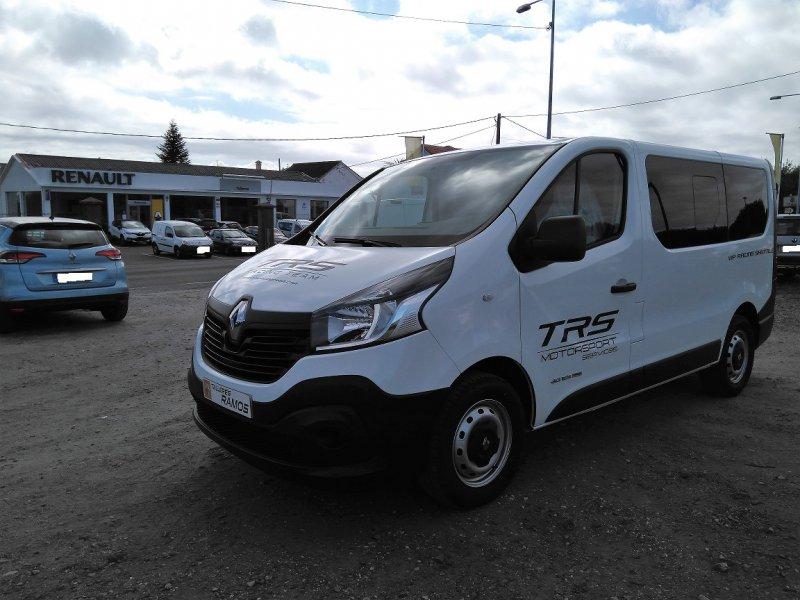 Renault Trafic Energy dCi 92 kW(125 CV) TT E6 Passenger